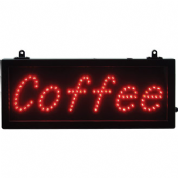 COFFEE LED SIGN 2